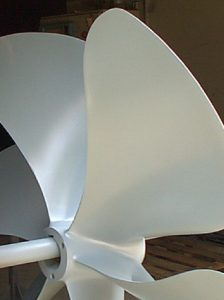 MB large propeller