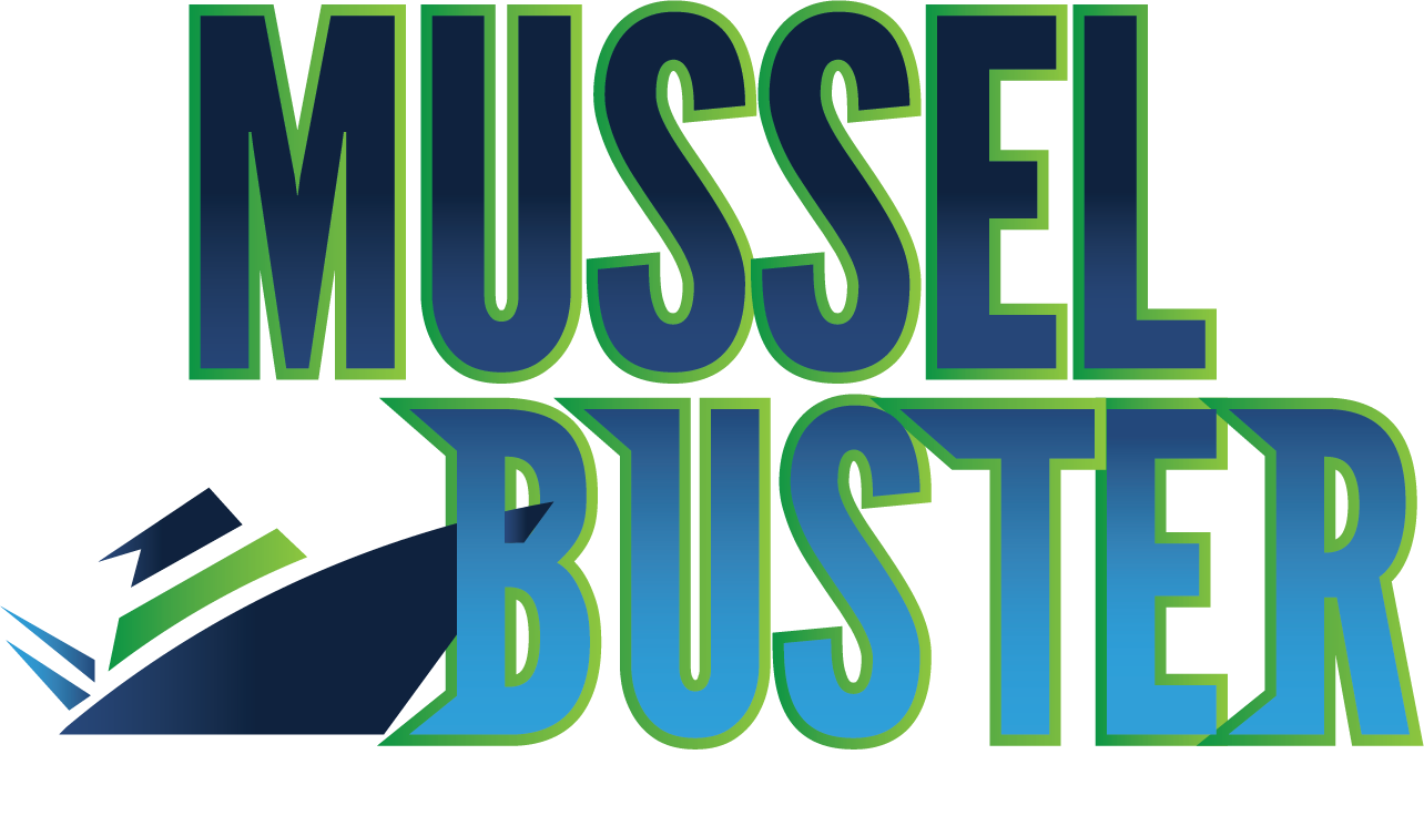 Mussel Buster Logo